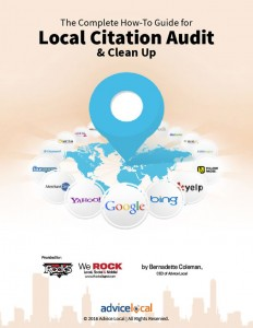 How-To Guide for Local Citation Audit & Clean Up