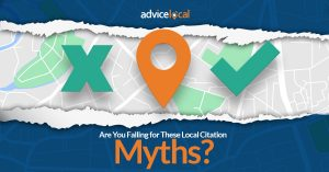 Learn about the common local citation myths and how to dispel them.