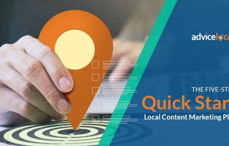 Local Content Marketing Plan