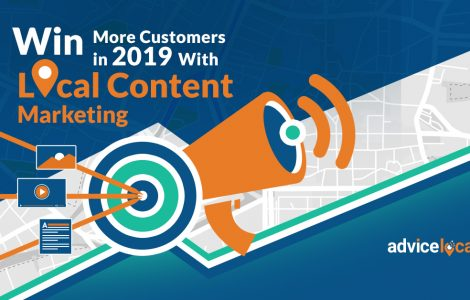 Learn How to Win More Customers in 2019 With Local Content Marketing