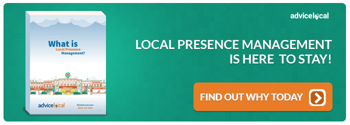 What is Local Presence Management