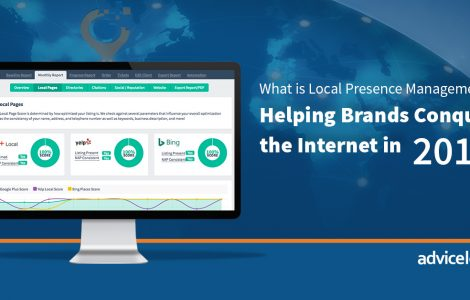 What is Local Presence Management?