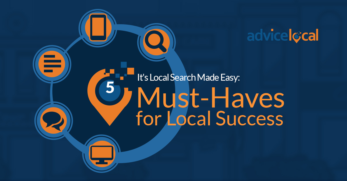 Local Search Made Easy