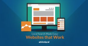 Local Search Made Easy: Websites that Work