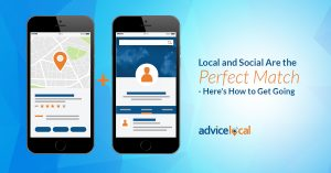 Local and Social Are the Perfect Match - Here's How to Get Going
