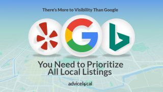 There's More to Visibility Than Google – You Need to Prioritize All Local Listings