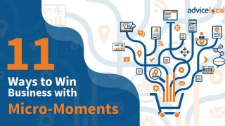 Micro-Moments Infographic by Bernadette Coleman