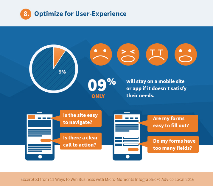 Micro-Moments User Experience