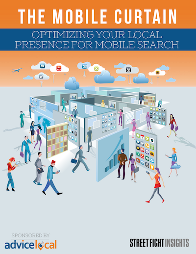 "The Mobile Curtain: Optimizing Your Local Presence for Mobile Search"" research paper"