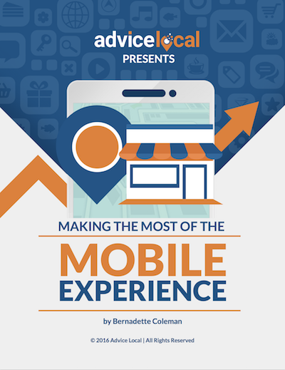 Making the Most of the Mobile Experience