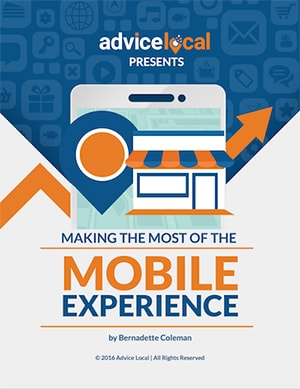 mobile experience ebook cover