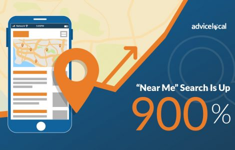 """""""Near Me"""" Search Is Up 900% – Find Out Why You Should Care!"""