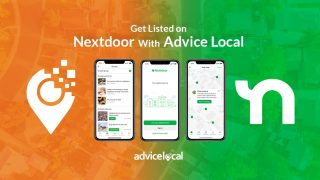 nextdoor business listing