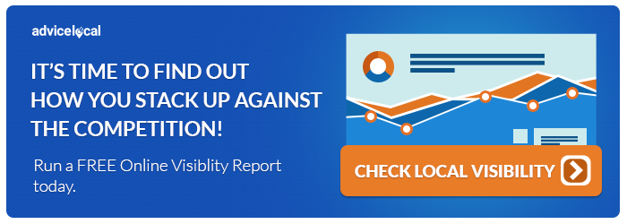 Free Online Visibility Report