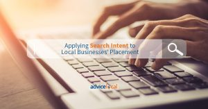 Learn How to Apply Search Intent to Local Businesses' Placement