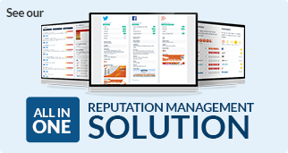 See our reputation managment