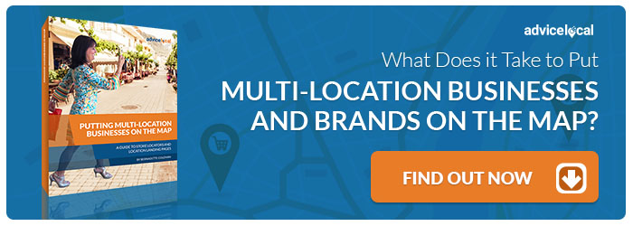 Store Locator and Location Landing Page Guide