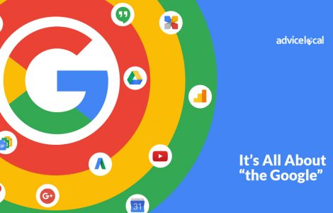 """It's All About """"the Google"""""""