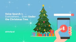 Voice Search Is Everywhere… Even Under the Christmas Tree