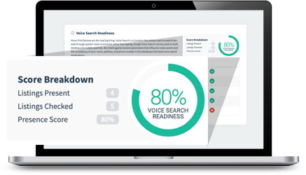 Voice Search Readiness
