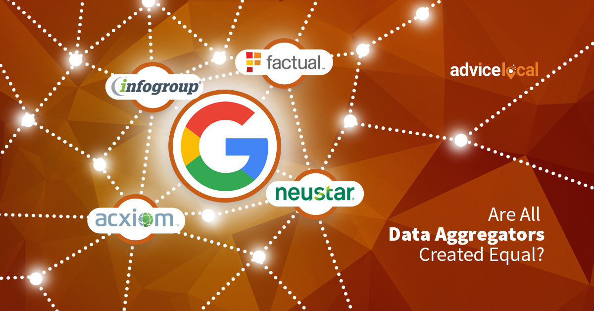 In this post, we dissect the differences between the four main data aggregators. Are all of them the same? Find out now.