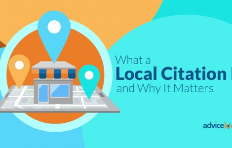 What is Local Citation