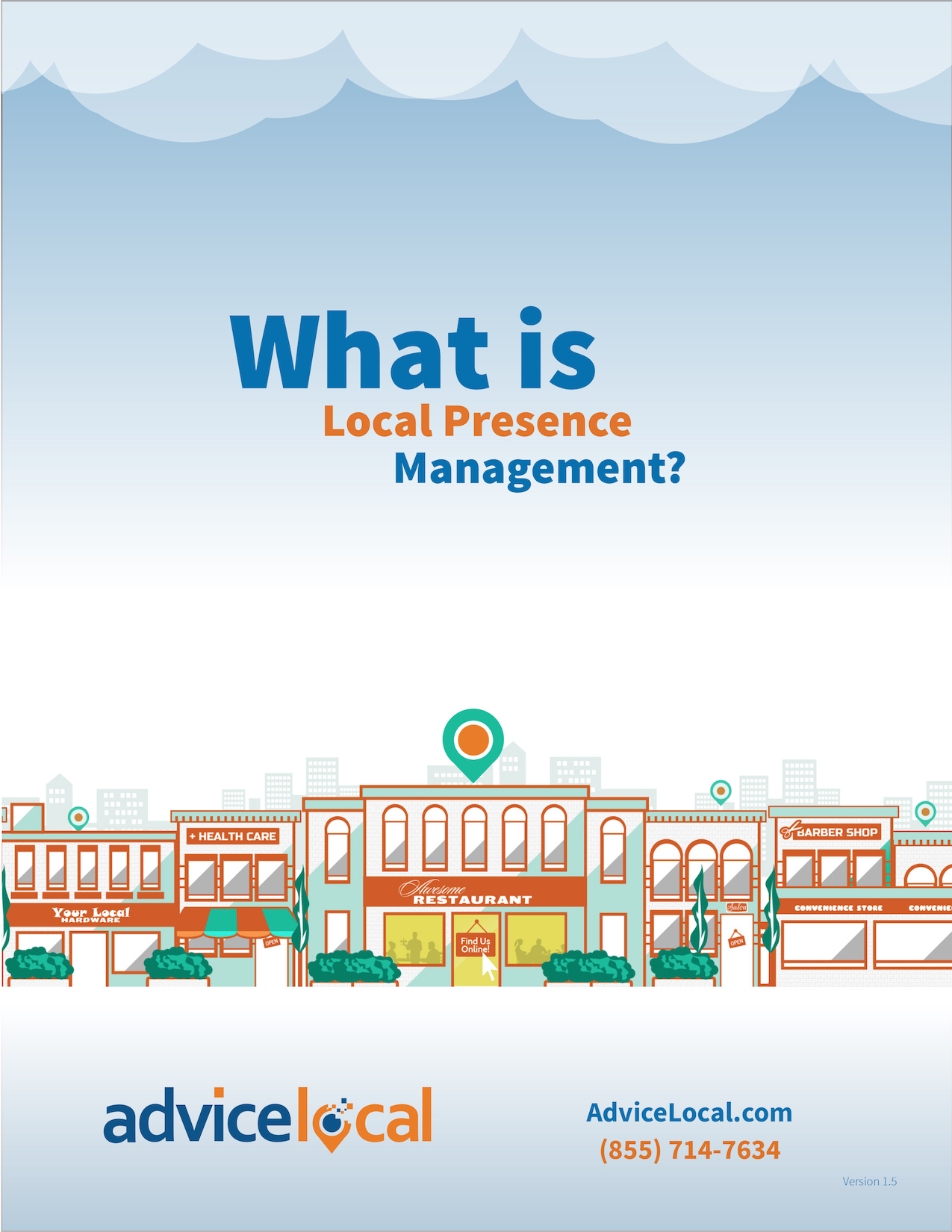 What is Local Presence Management ePaper
