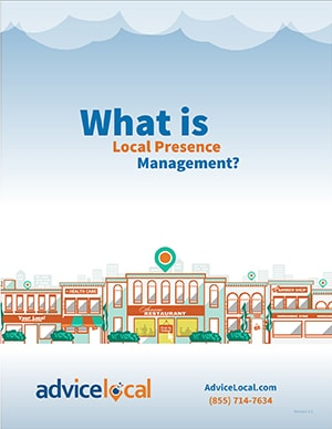 Local Presence Management ePaper