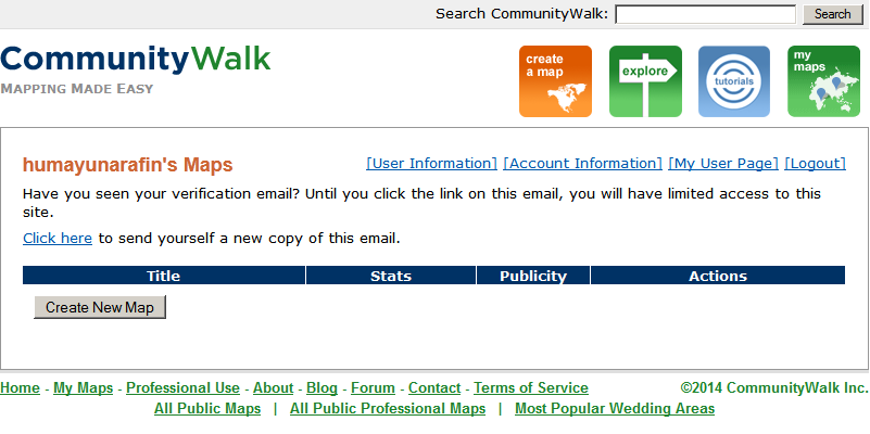 Community Walk Business Listing step 6