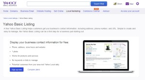 How To Add A Business Listing To Yahoo Local