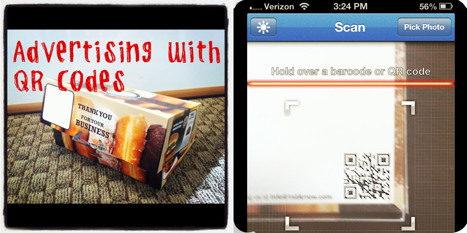 How to Advertise with QR Codes