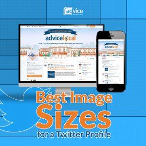 Twitter Sizes