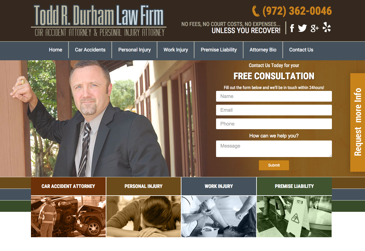 Durham Law Firm after