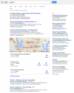 Google 3-Pack Results in Desktop Search