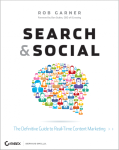 Search and Social by Rob Garner